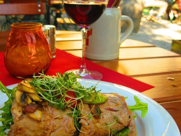 Diner in Salzburg