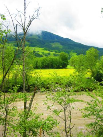 Modderrivier in Oostenrijk