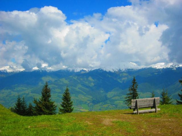 Alpen in Oostenrijk