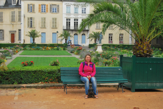 Jardin de Ville in Grenoble