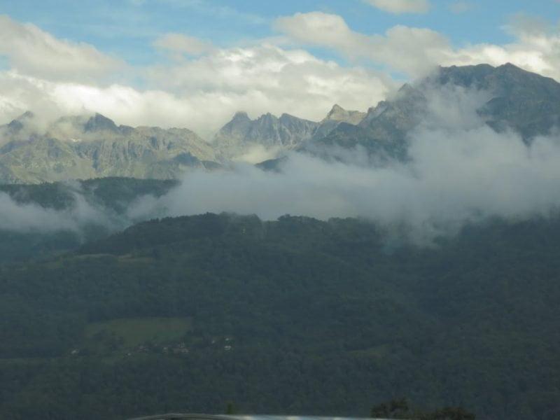 Franse Alpen bij Grenoble