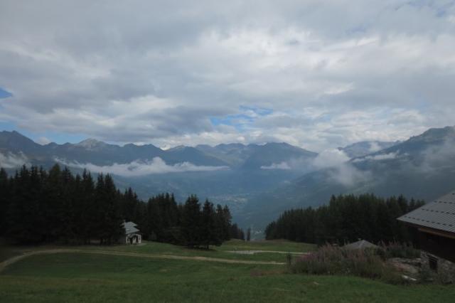 Uitzicht op de bergen