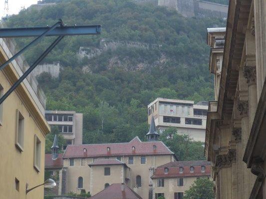 De Bastille in Grenoble