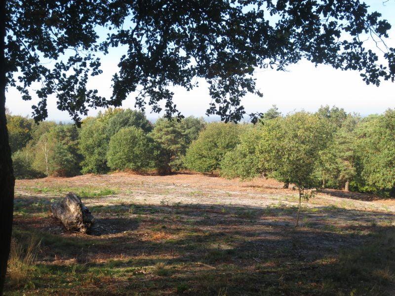 Uitkijkpunt op de Kale Jacob Montferland
