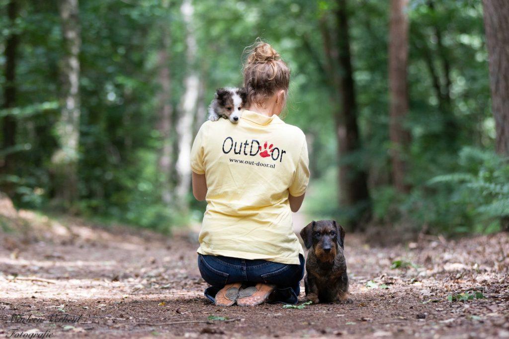 OutDoor Op pad met je hond