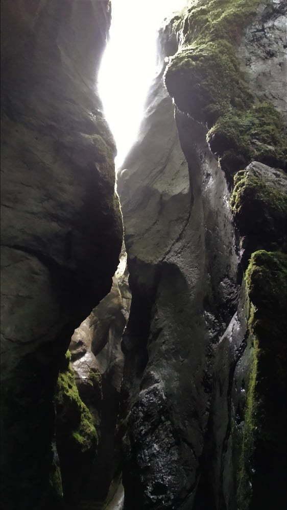 Seisenbergkloof in Oostenrijk