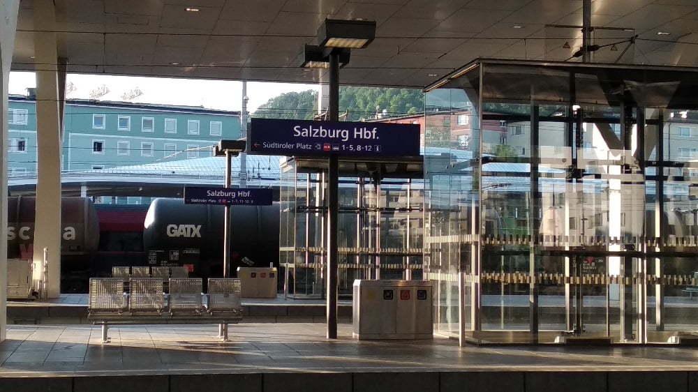 Station Salzburg