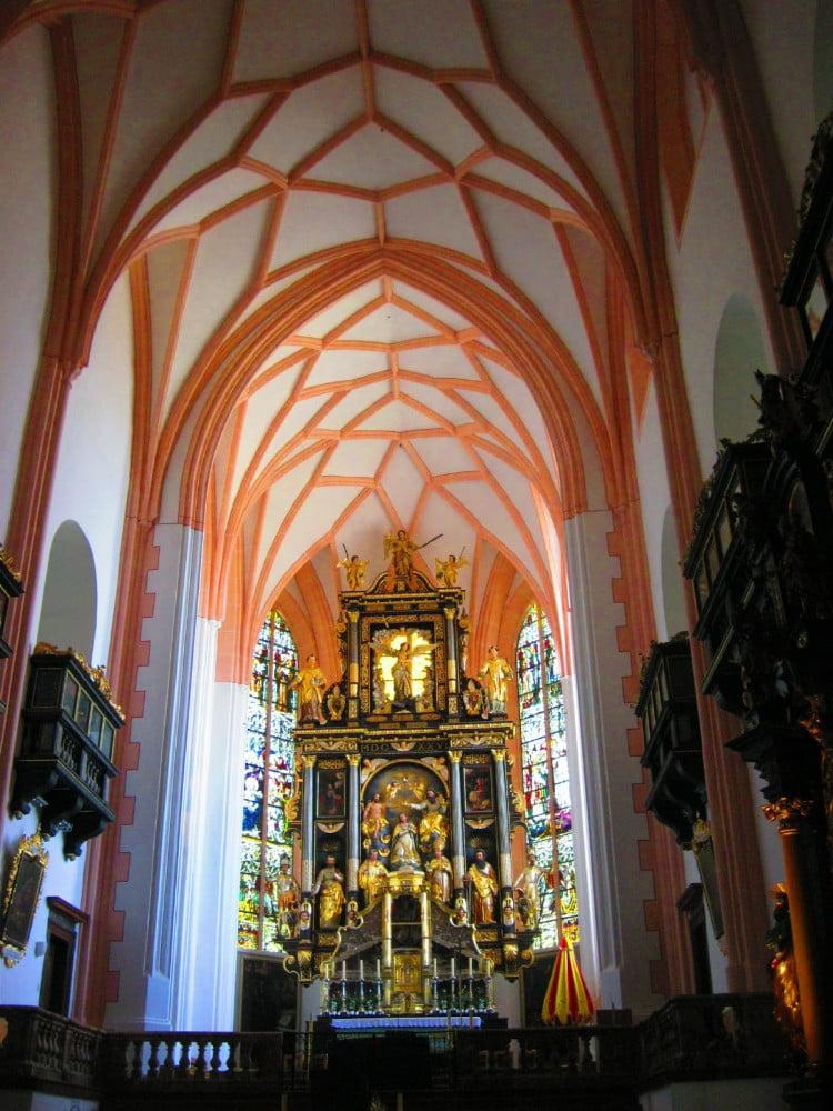 Basilika St. Michael in Mondsee