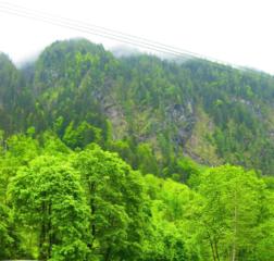 Oostenrijkse bergen