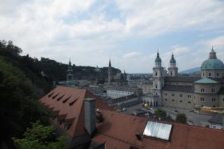 Met de honden op vakantie in Salzburg stad