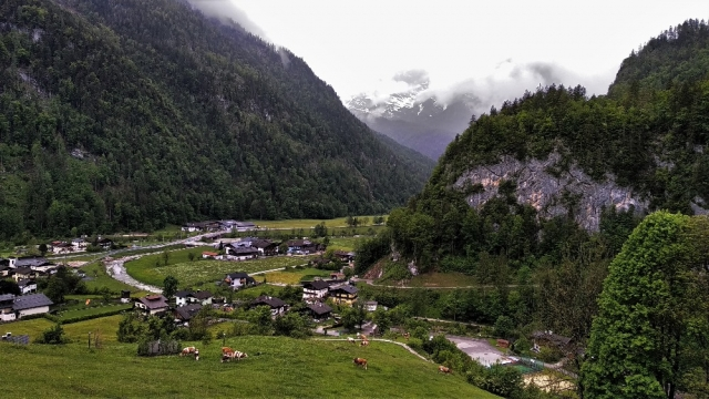 Oostenrijkse Alpen